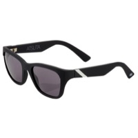 100% Atsuta Sunglasses - Soft Tact Black