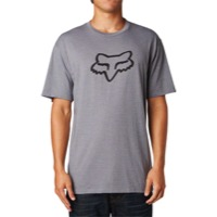 Fox Racing Legacy Fox Head T-Shirt - Heather Graphite