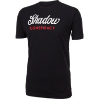 The Shadow Conspiracy Ensign T-Shirt - Black