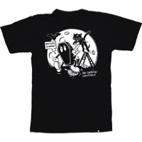 The Shadow Conspiracy Mr Coffin T-Shirt - Black