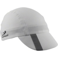 Headsweats Spin Cycle Cycling Cap - White