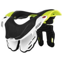 Leatt DBX 5.5 Junior Neck Brace - Green/White