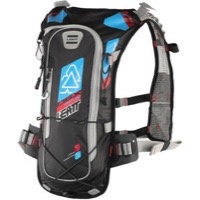Leatt Mountain Lite 2.0 Hydration Pack - Blue/Red/Black