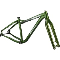 Salsa Blackborow Frameset 2016 - Green