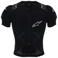 Alpinestars Evolution Jacket - Black/White/Red