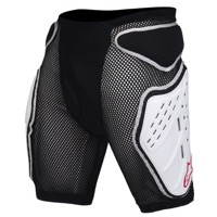 Alpinestars Bionic Shorts - Black/White
