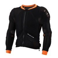 SixSixOne EVO LS Compression Jacket - Black