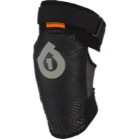 SixSixOne Comp AM Elbow Guards - Black