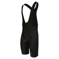 Pace Diamond CB Curve 8-Panel Bib Shorts - Black
