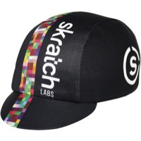 Pace Skratch Labs Coolmax Cap - Black