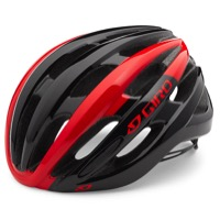 Giro Foray MIPS Helmet 2017 - Bright Red/Black