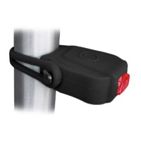 Clean Motion Pluton USB Tail Light - Black