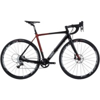 Foundry Valmont Rival 1 Complete Bike 2016 - Rust Red