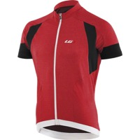 Louis Garneau Icefit Short Sleeve Jersey - Ginger Red