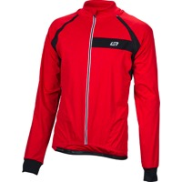 Bellwether Coldfront Convertible Long Sleeve Jerse - Ferrari