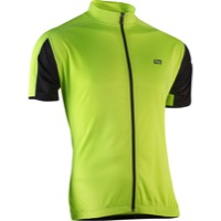 Bellwether Men's Criterium Cycling Jersey - Hi-Vis
