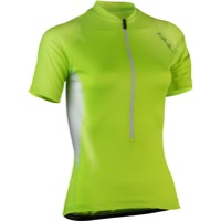 Bellwether Women's Criterium Cycling Jersey - Hi-Vis