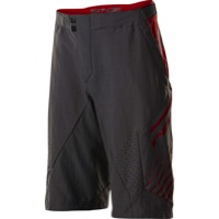 Royal Racing Stage2 Shorts - Graphite/Flo Red