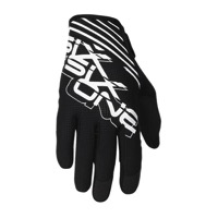 SixSixOne Raji Gloves - Black/White