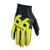 SixSixOne Comp Slice Gloves - Yellow/Black