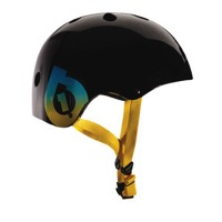 SixSixOne Dirt Lid Plus Helmet - Black