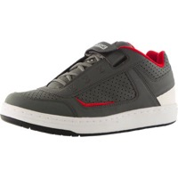 SixSixOne Filter Shoes - Gray/Red