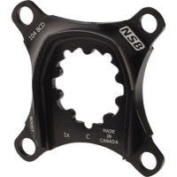 "North Shore Billet 1x ""Boost"" Crank Spiders - Fits Sram X0 and X9 Cranks"
