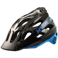 THE Industries Arcus Enduro Helmet - Black/Blue