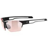 Uvex 202 Variomatic Sunglasses - Black