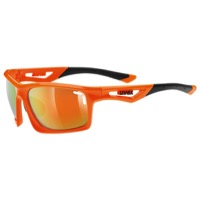Uvex 700 Sunglasses - Orange