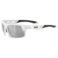 Uvex 700 Sunglasses - White