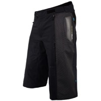 POC Resistance Strong Shorts - Uranium Black