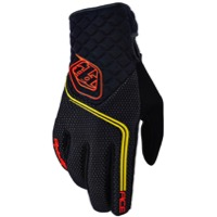 Troy Lee Ace Premium Cold Weather Gloves - Red/Black