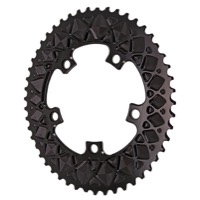 AbsoluteBlack Premium 2x Oval Chainrings - 5 x 110mm BCD