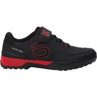 Five Ten Kestrel Lace Clipless Shoes - Black/Red