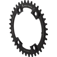Wolf Tooth Elliptical Drop-Stop Chainrings - Shimano 4 x 110mm Asym BCD