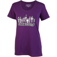 Surly Straggler T-Shirt - Purple