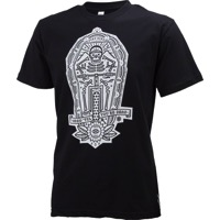 Twin  Six Shred 'Til You're Dead T-Shirt - Black