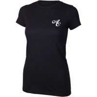 All-City Trail Dogs Across America Women's T-Shirt - Black