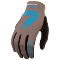 7iDP Transition Glove - Graphite/Electric Blue