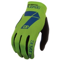 7iDP Transition Glove - Lime/Navy