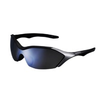 Shimano S71R Sunglasses 2016 - Gloss Black/Silver