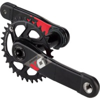 "SRAM X01 Eagle DM BB30 ""Boost"" Carbon Crankset - 12 Speed"
