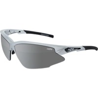 Lazer Argon ARR Glasses - Gloss Silver Chrome