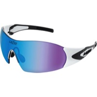 Lazer Radon R1 Glasses - Gloss White