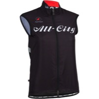 All-City Team Women's Vest - Black/Red/Blue