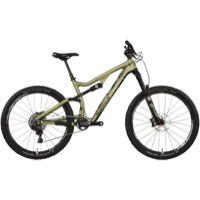 Salsa Redpoint Carbon X01 Complete Bike 2016 - Army Green