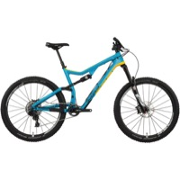 Salsa Redpoint Carbon GX1 Complete Bike 2016 - Light Blue