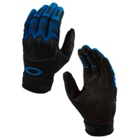 Oakley Overload 2.0 Gloves - Blue Line