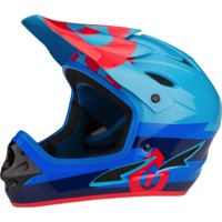 SixSixOne Comp Helmet - Red/Blue
